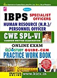 IBPS Specialist Officer SO SPL-6 Human Resource HR/Personnel Exam Self Study Guide-cum-Practice Work Book - 1796