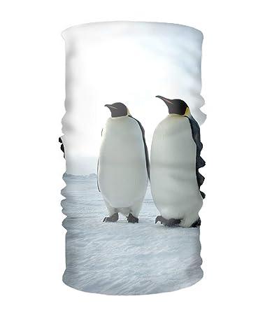 Magic Headwear Penguin Outdoor Scarf Headbands Bandana Mask Neck Gaiter Head Wrap Mask Sweatband