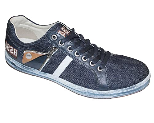 b2a66268 Redskins Men's meconi Shoe Blue Size: 6 UK: Amazon.co.uk: Shoes & Bags