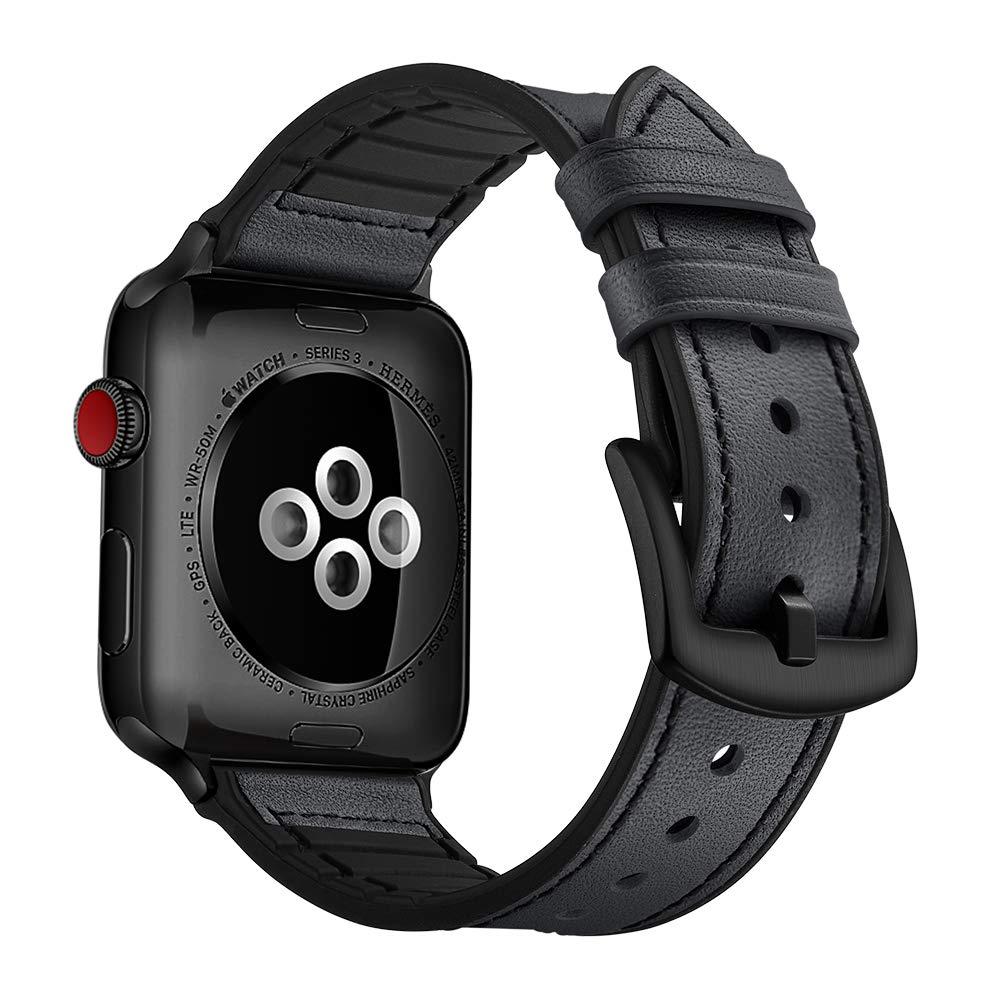 Malla Cuero para Apple Watch (42/44mm) OUHENG [7MHGN1NV]