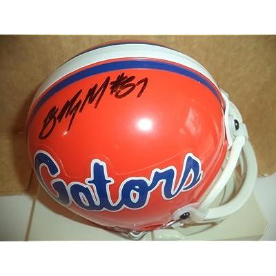 03b0f0f0cf9 Bobby McCray Autographed Mini Helmet - Florida Gators Riddell Coa -  Autographed NFL Mini Helmets