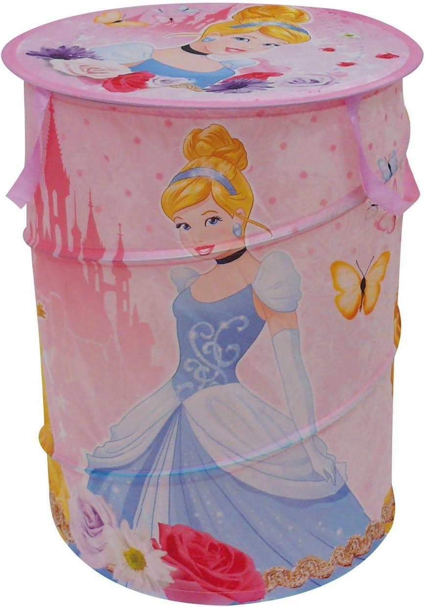 Portagiochi Princess Fucsia Unisex Bambini e ragazzi Disney