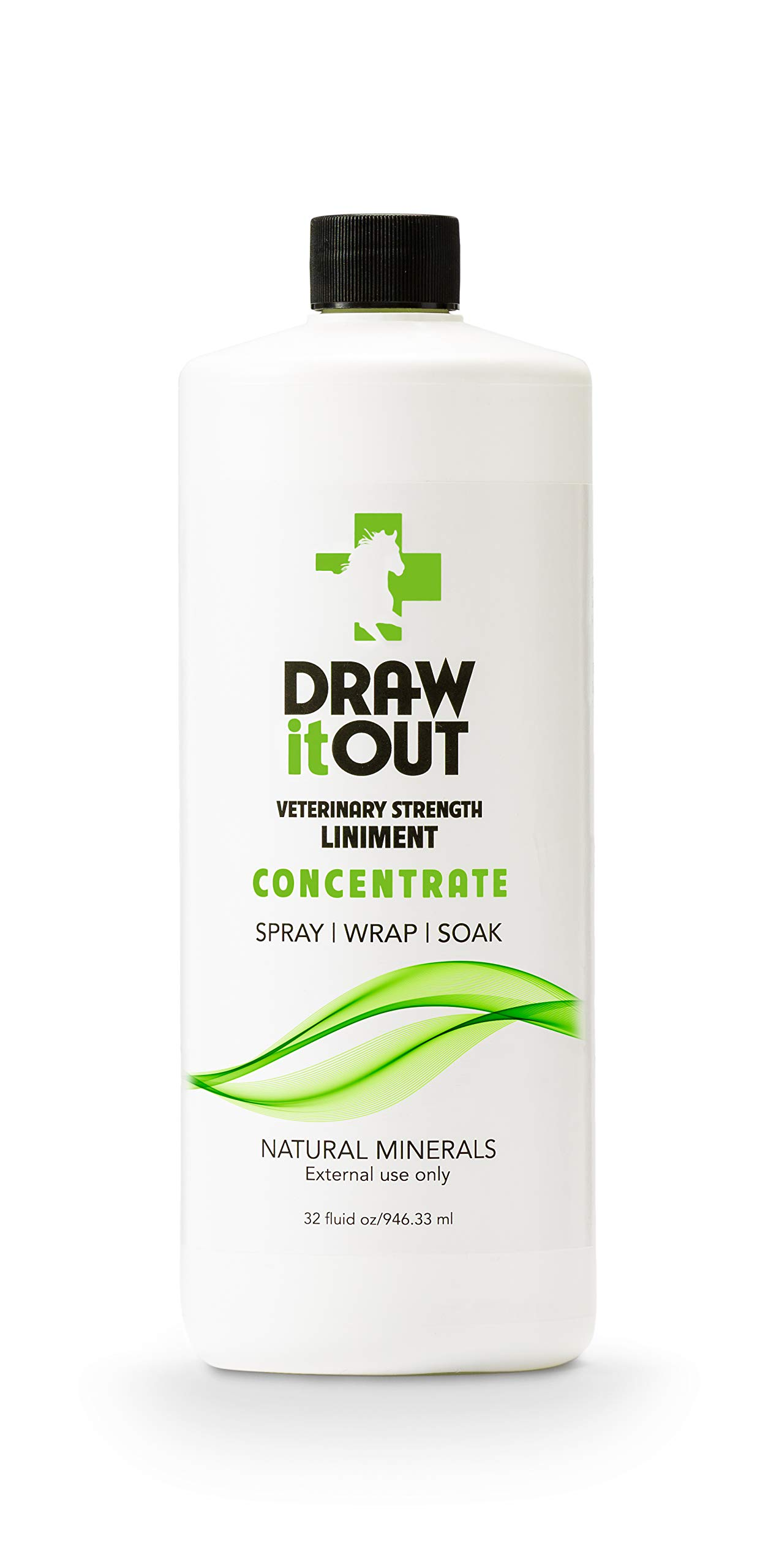 Draw It Out Veterinary Strength Liniment by Draw It Out USA