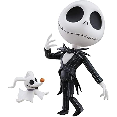 Good Smile Nendoroid Jack Skellington: Toys & Games