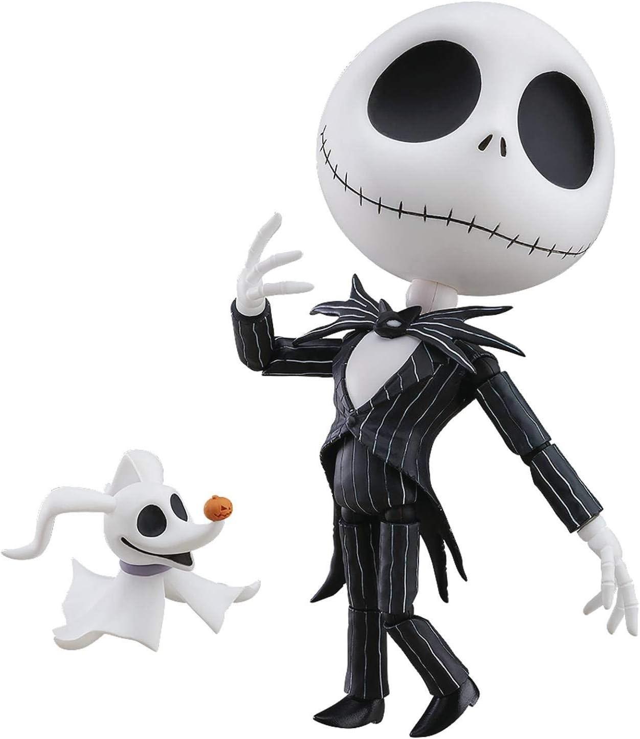 Amazon Com Good Smile Nendoroid Jack Skellington Toys Games