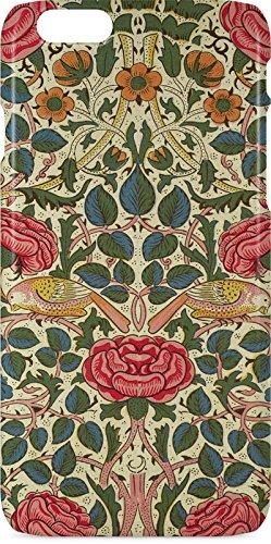 William Morris iPhone 6s Case - Rose by William Morris   The Classics & Skinit Lite Case
