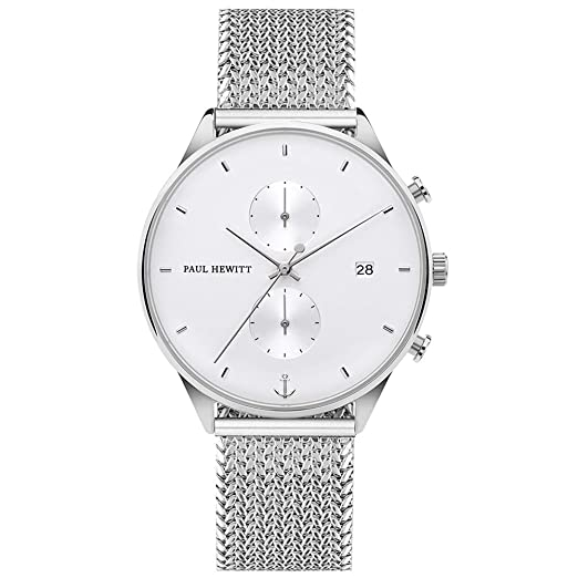 Reloj - PAUL HEWITT - para - PH-C-S-W-50M