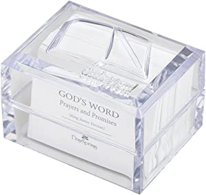 Dayspring T9656 Inspirational Promise Box - God's Word, 3 3/4
