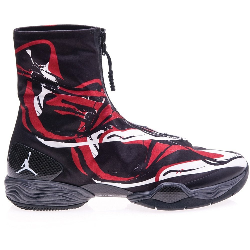 sneakers for cheap d3c0d b8966 Amazon.com  Nike Air Jordan 28 XX8 2013 White Black Oak Hill PE Limited  Edition 555109-011 (10)  Shoes