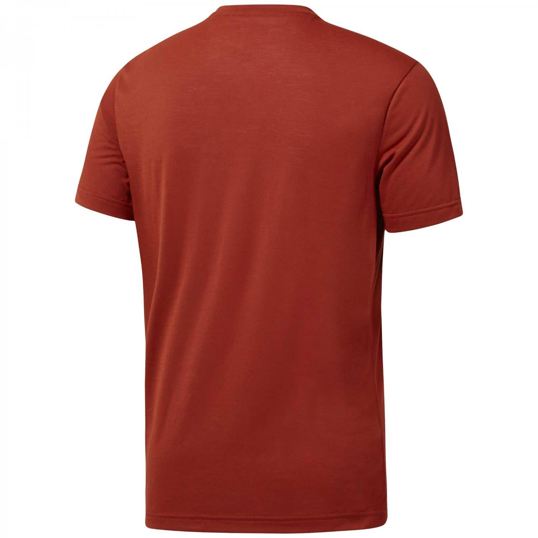 Reebok Herren Rc Fef Tee Speedwick Hemd
