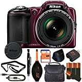 Nikon COOLPIX L830 16MP Point & Shoot Digital Camera (Frustration Free Packaging) (Basic Kit)