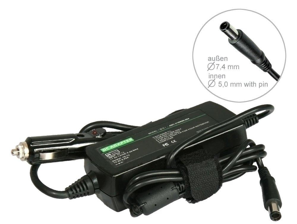 19,5 V, 4,62 A e-port24-Cargador para el mechero del coche para ordenador portátil Dell Latitude D820 D830. ® De e-port24: Amazon.es: Electrónica