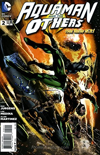 Aquaman and the Others #2 VF/NM ; DC comic book