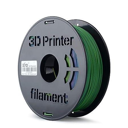 Seimuil Impresora 3D FDM 1KG / Spool Filamento PLA 1.75mm Color ...