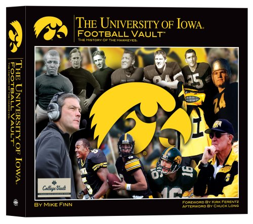 University of Iowa Football Vault