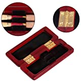Oboe Reed Case,Maple Wood Reeds Case Storage Wooden