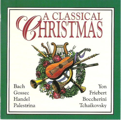 the new world orchestra erin knight various composers a classical christmas amazoncom music - Classical Christmas