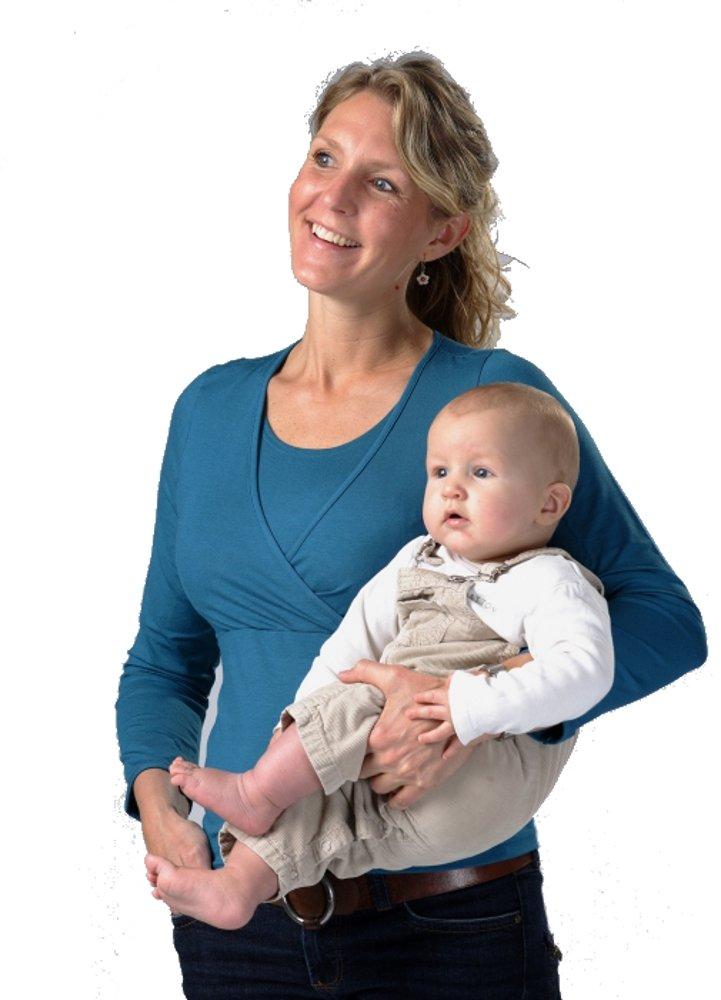 Carriwell - Maglia per allattamento Kaj, manica lunga 1342