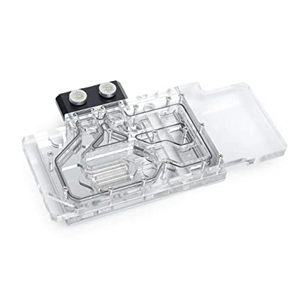 Image Unavailable. Image not available for. Color: Bitspower GPU Waterblock for ASUS Strix and Turbo GTX 1080 Ti ...