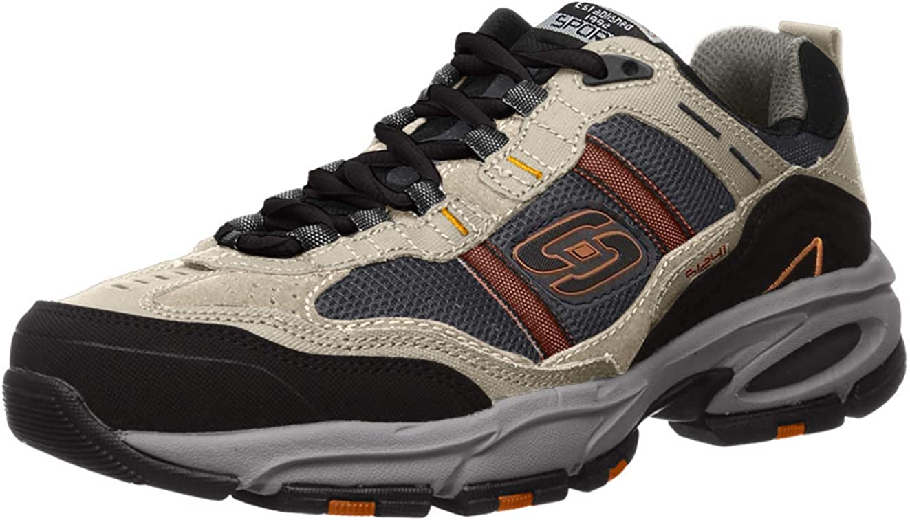 Skechers Sport Men s Vigor 2.0 Trait Memory Foam Sneaker