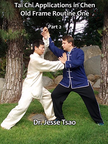 Tai Chi Application in Chen Old Frame Routine One, Part 2 by