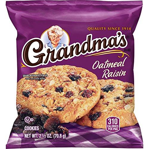 Grandma's Cookies Variety Pack of 30