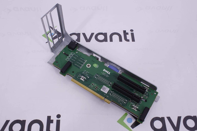 Dell PowerVault NX3000 PowerEdge R710 PCI-e x8 Riser Cards Board R557C MX843