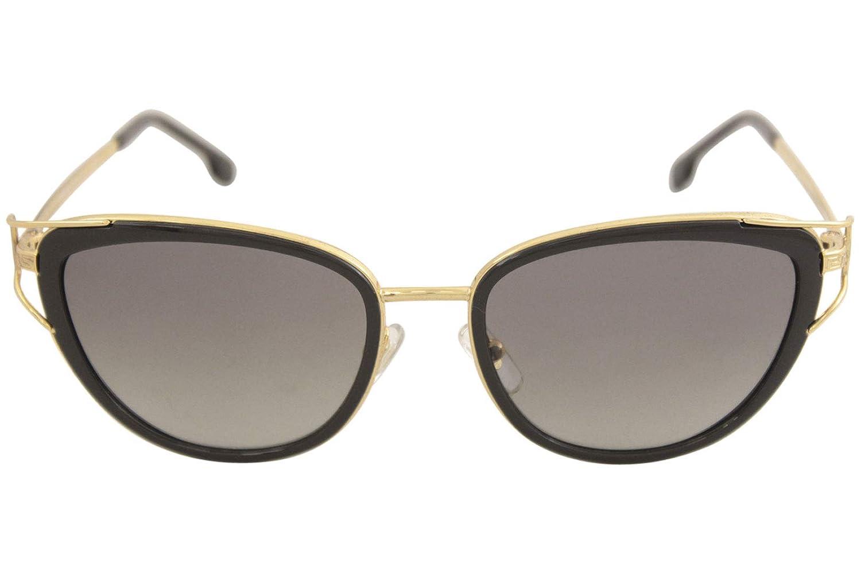 Versace VE2203 Sunglasses 143811-53 Black//Gold Frame Grey Gradient VE2203-143811-53