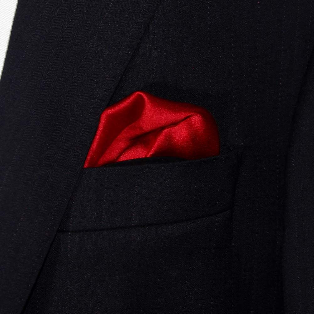 wreatrea Pocket Square Holders for Men Suits