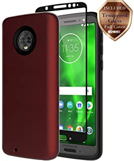 Amazon.com: Miubox Case for Motorola Moto G6,Heavy Duty ...