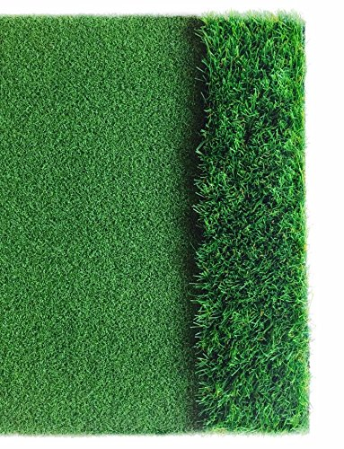 StrikeDown Dual-Turf Tour Golf Hitting Mat (48in x 36in) by Motivo Golf by Motivo Golf (Image #5)