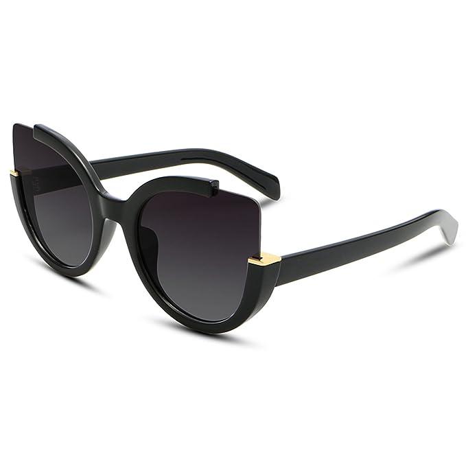 Amazon.com: Dormery Cat Eye Sunglasses Women NEW Brand ...