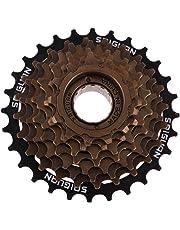Baoblaze MTB Bicicleta de Montaña 8 Velocidades de Rueda Libre 13-28t Bicicleta Casetes de Acero Piñones