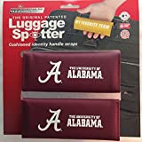 Luggage Spotter ALABAMA Handle Grip/Travel Bag Tag/Handle Wrap (2 PACK) – CLOSEOUT! SELLING OUT FAST!