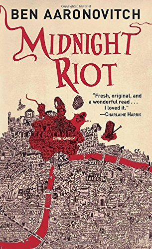Midnight Riot (Rivers of London)