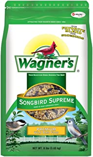 product image for Wagner's 62042 Songbird Supreme Blend Wild Bird Food, 8-Pound Bag