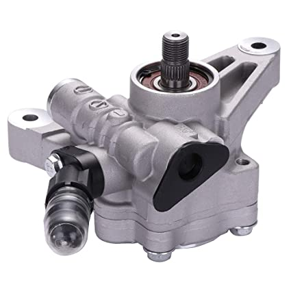 Power Steering Pump For 2003-2013 Honda Odyssey Acura MDX Pilot Firm New Safe