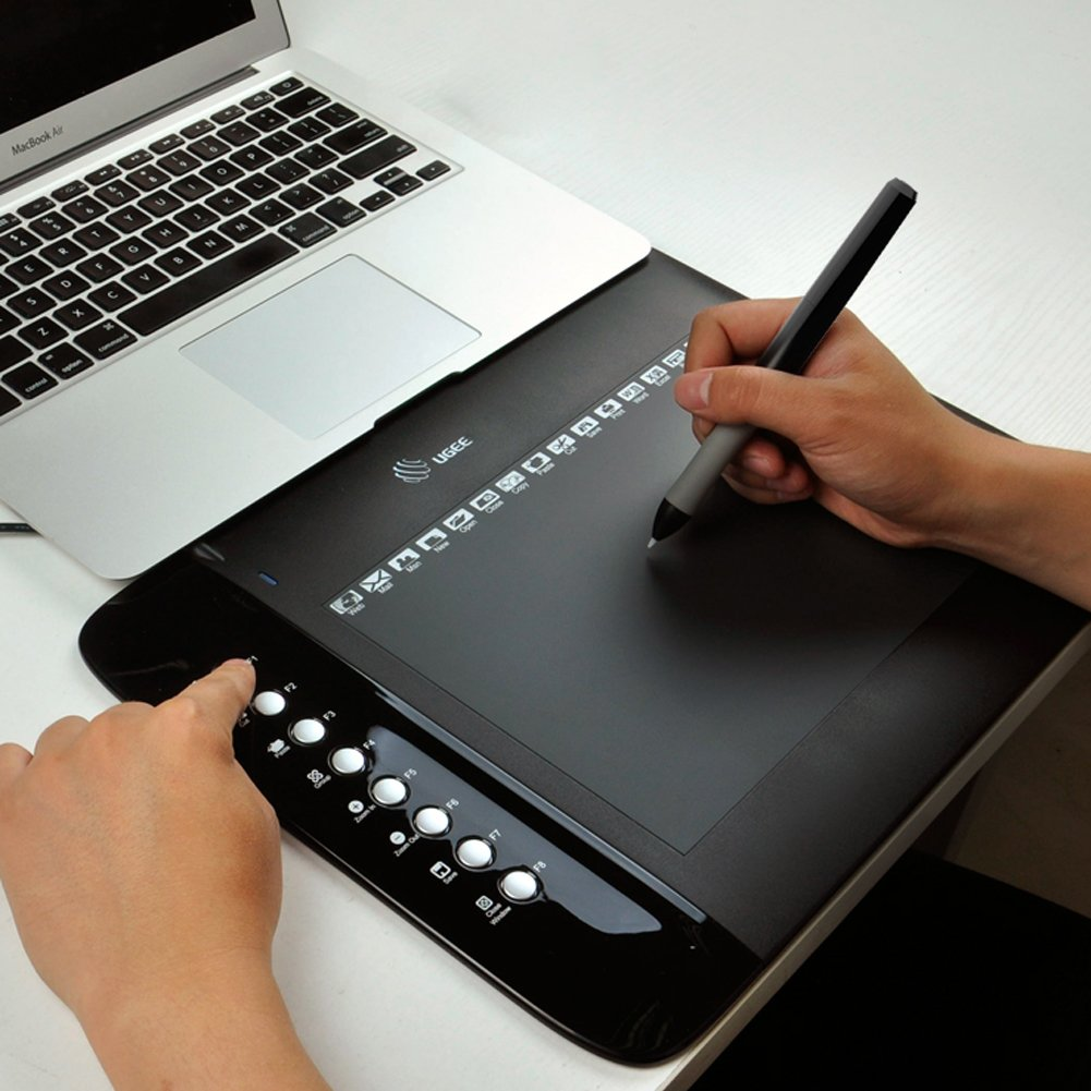 how to connect udraw tablet to pc