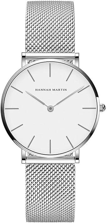 Reloj - HANNAH MARTIN - Para - CB36/CH36-3690: Amazon.es: Relojes
