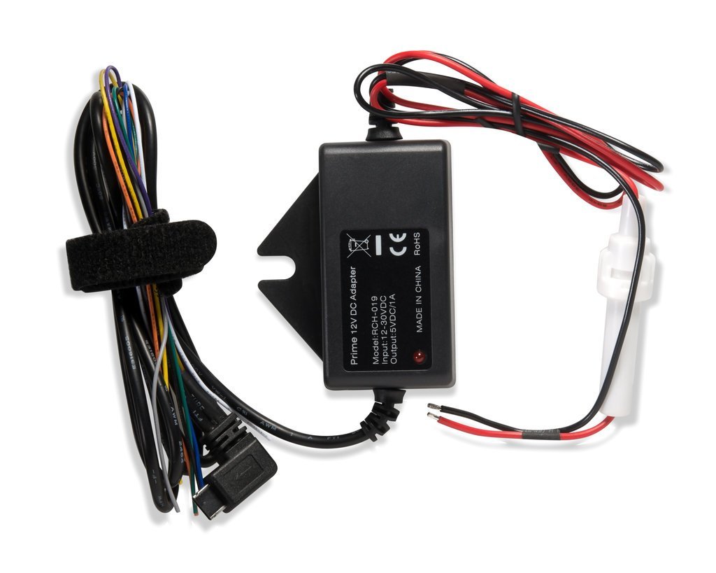 Spy Tec Hardwire Kit for GX350 GPS Tracker -Draws Power from Vehicle Battery