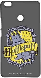 Macmerise Crest Hufflepuff Sublime case For Xiaomi Mi Max