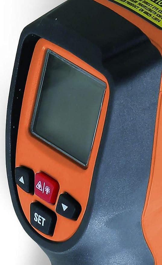 Beta 1760//IR500 Termometro Digitale ad Infrarossi Doppio Puntamento Laser
