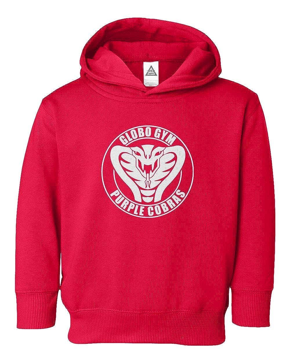 Globo Gym Cobras Little Kids Hoodie Toddler Sweatshirt