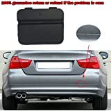 2015-2018 Bmw X4 Rear Tow Hook Cover; With M-Package; Prime Finish; Made Of Pp Plastic Partslink BM1129131