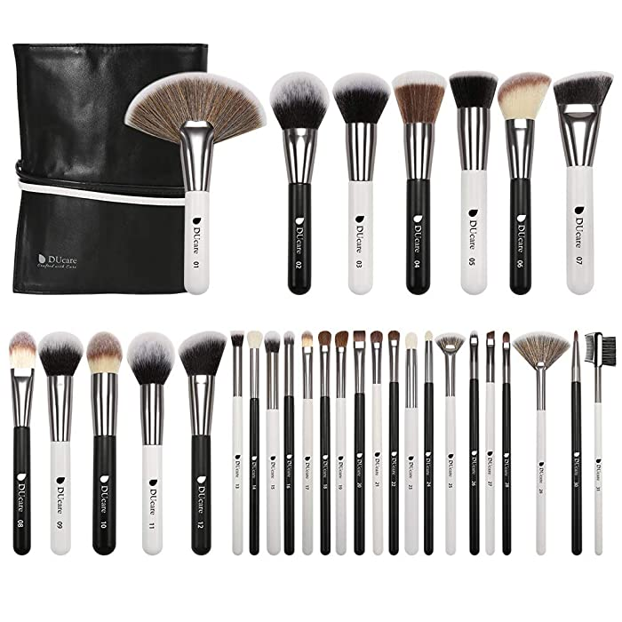 Top 10 Small 27 Blender Makeup Brushes Set