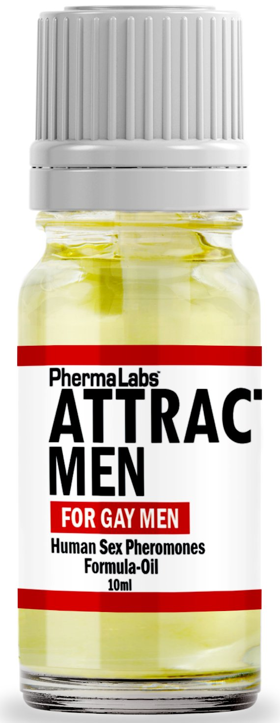 Amazon.com : PhermaLabs Pheromones Cologne Scented Oil For Men- 10 ml-  Attract Gay Men Instantly- Highest Concentration Of Pheromones Possible-  Increases ...