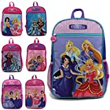 15'' Wholesale Character Assortment Backpacks - Case of 24
