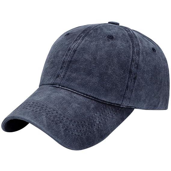 Rovinci Gorra de Beisbol Sombreros de Moda para los Hombres Casquette Polo por elección Al Aire Libre Golf Sombrero para el Sol (Armada): Amazon.es: Ropa y ...