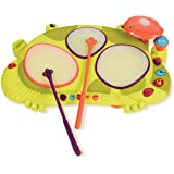 "B ""Ribbit-Tat-Tat"" Musical Instrument Toy"