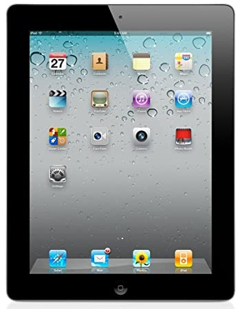 "Apple iPad 2nd Generation 9.7/"" 16GB WIFI ONLY Tablet Good Condition"